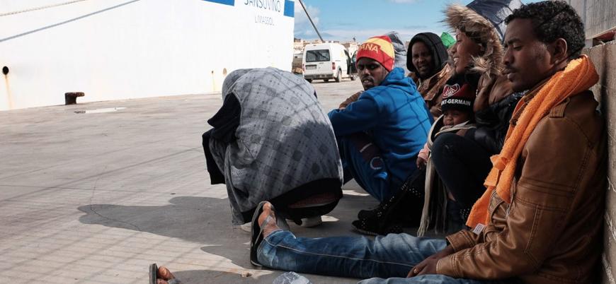İtalya AB ülkelerinden göçmen kabul etmeyecek