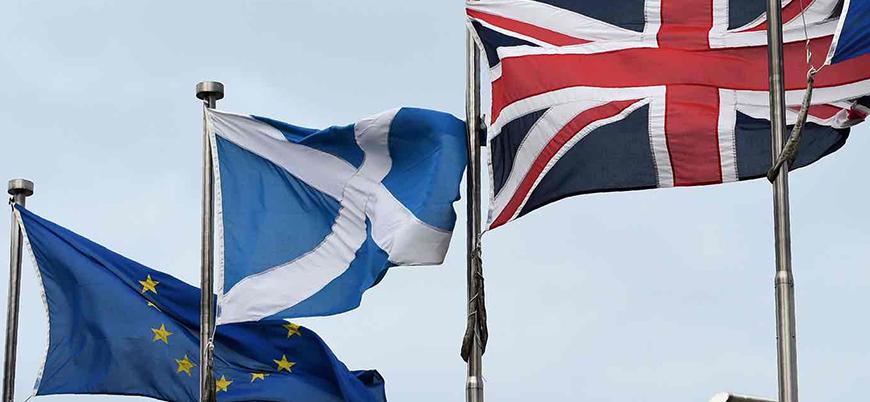 İngiltere'den İskoçya'nın 'bağımsızlık referandumu' talebine ret