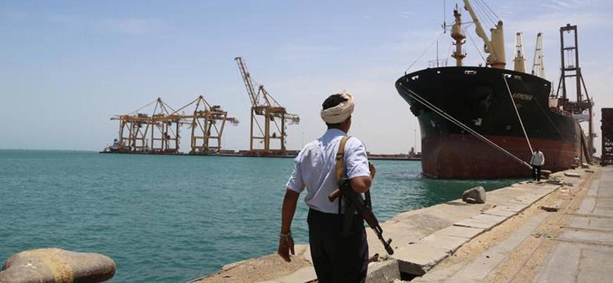 """""""Husiler 10 petrol ve ticaret gemisine el koydu"""""""