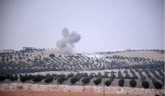 El Bab operasyonunda 4 Türk askeri hayatını kaybetti