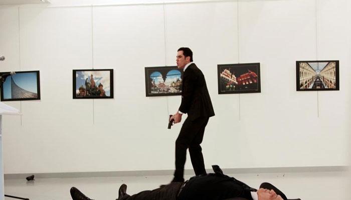 Şam'ın Fethi Cephesi'nden 'Karlov suikasti' açıklaması