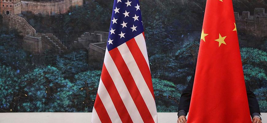 Çin: ABD Tayvan'a silah satmayı ve temel çıkarlara zarar vermeyi durdursun