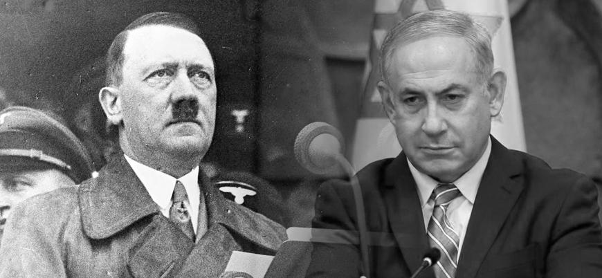 Netanyahu'ya Hitler benzetmesi