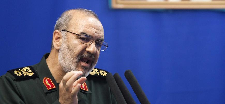 İran İsrail'i yine tehdit etti
