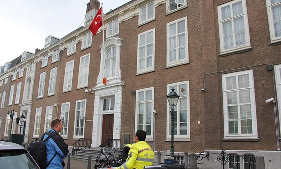 Türkiye, casusluk iddiaları üzerine Lahey'deki diplomatını geri çağırdı