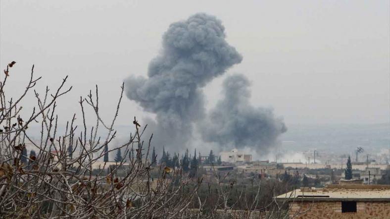 El Bab'ta TSK'ya saldırı: 14 can kaybı, 33 yaralı