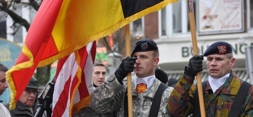 Belçika ordusu istifalar sonrası küçüldü