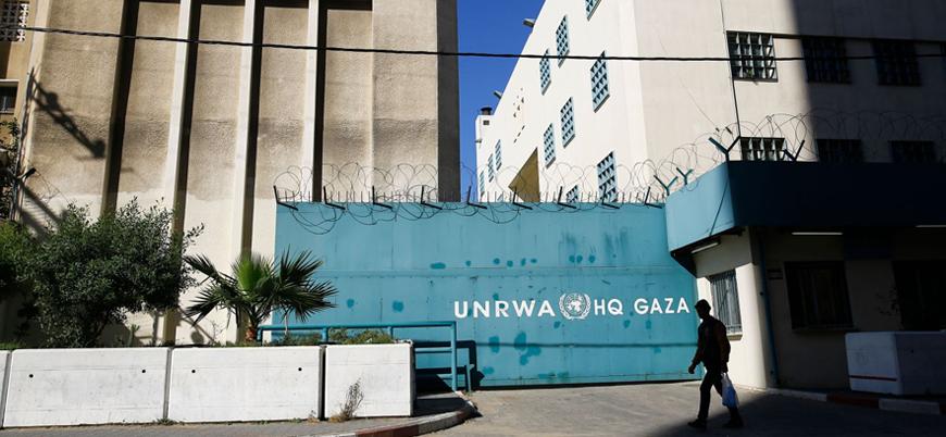 UNRWA'dan İsrail'e 'ofisleri kapatma' uyarısı
