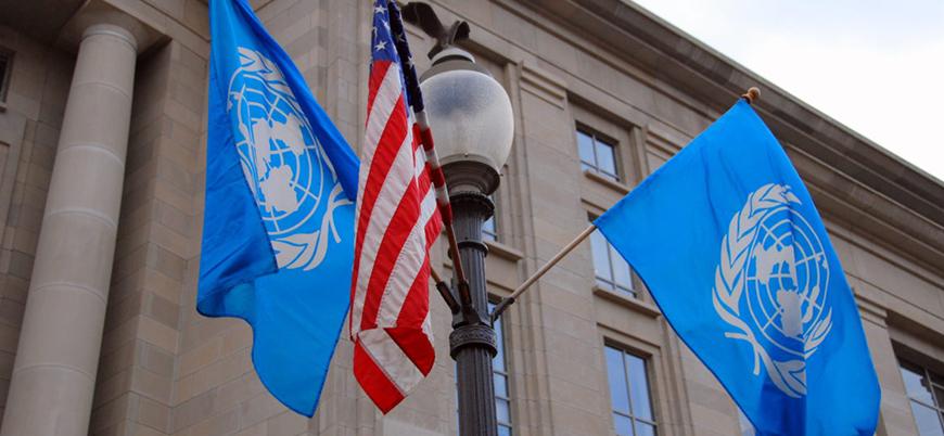 ABD'nin BM Daimi Temsilcisi istifa etti