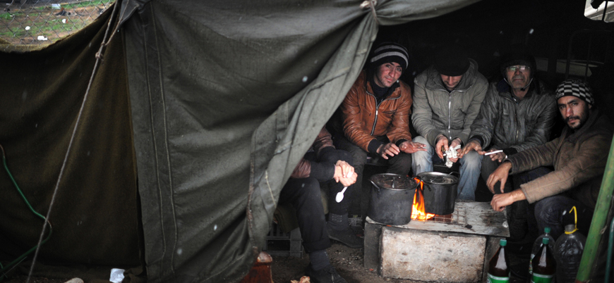 Suriyeliler için aranan fonun yüzde 35'i karşılandı