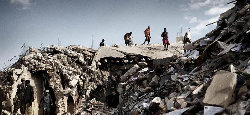 Haiti depreminde ölü sayısı artıyor