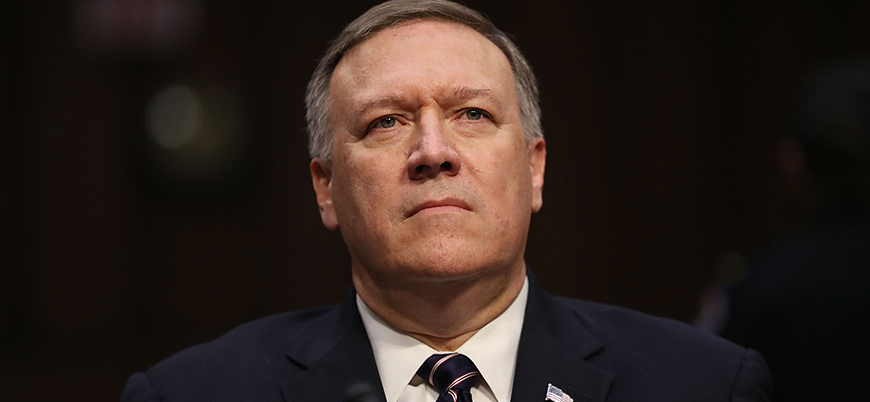 Pompeo: İran çekilmedikçe ABD Suriye'nin yeniden inşasını finanse etmeyecek