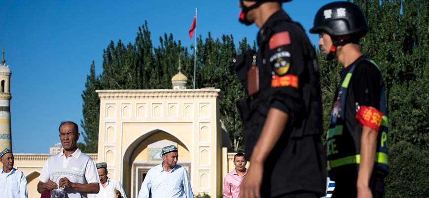 Doğu Türkistan'daki toplama kampları 'yasallaştı'