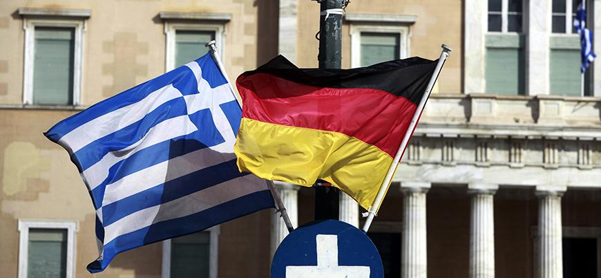 Yunanistan Almanya'dan 289 milyar euro tazminat isteyecek