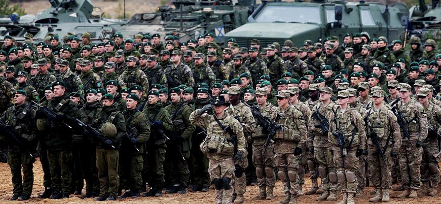 NATO Soğuk Savaş sonrası dönemin en büyük tatbikatına hazırlanıyor