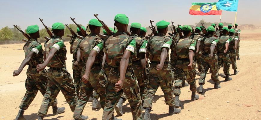 Etiyopya başbakanı 'kazan kaldıran' askerlerle anlaştı