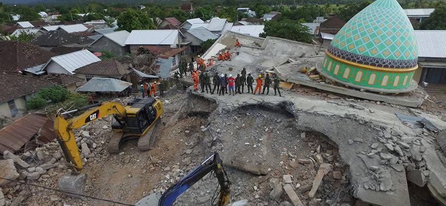 Endonezya'da 5 bin kişi kayıp