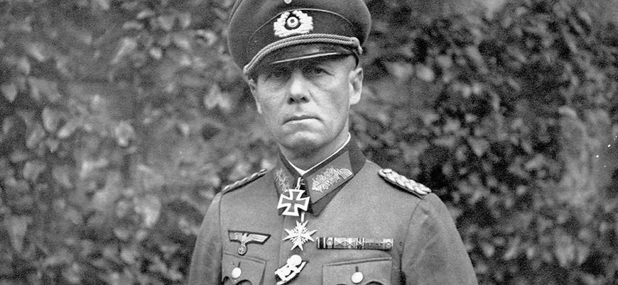 'Alman tilkisi' Erwin Rommel