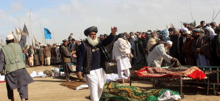 """Taliban: """"ABD Afganistan'da 5400 sivil öldürdü 102 cami yıktı"""""""