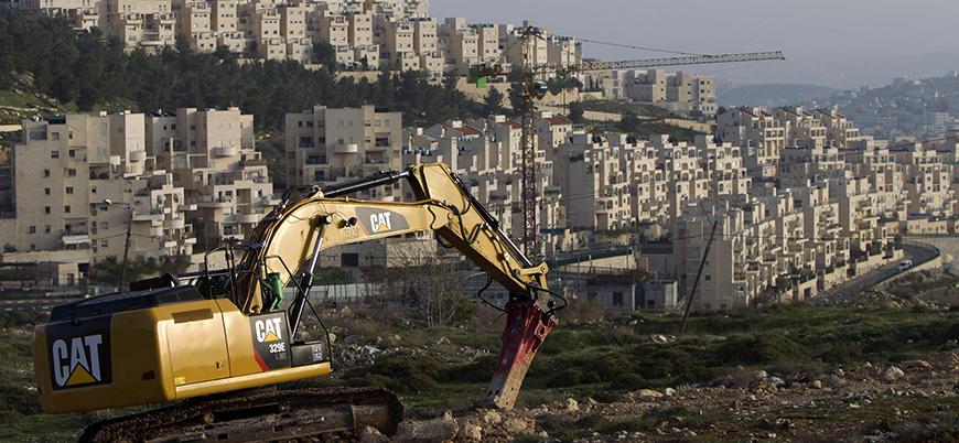 İsrail Adalet Bakanı: Filistin topraklarının ilhakını destekliyorum