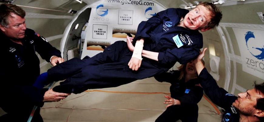 Ölümünden 7 ay sonra: Stephen Hawking'in son makalesi yayımlandı