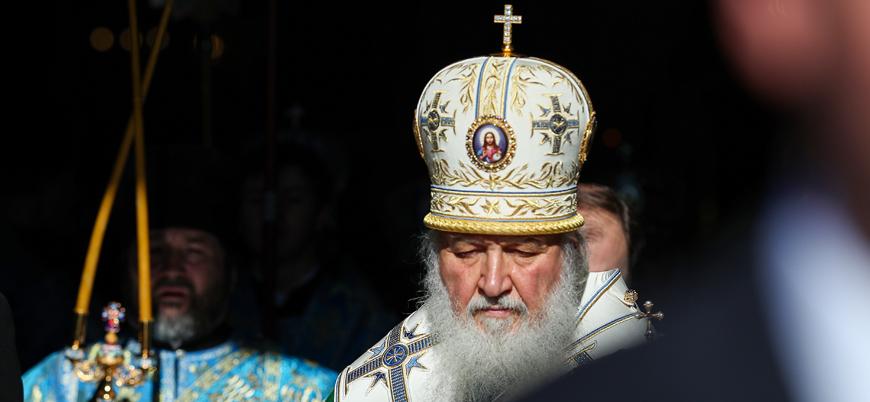 Ukrayna Ortodoks Kilisesi'nin ayrılık isteği kabul edildi