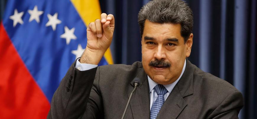 Maduro: ABD beni öldürme talimatı verdi