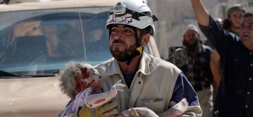 Rusya, Beyaz Baretliler'in Suriye'den çıkarılmasını istedi