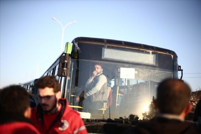 Halep'in tahliyesi tamamlandı