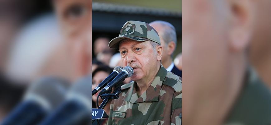 Erdoğan'dan 'Fırat'ın doğusu' açıklaması