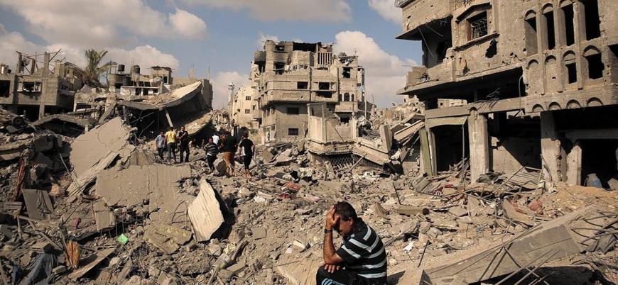 Pompeo: Ortadoğu'nun İsrail gibi olmasını istiyoruz