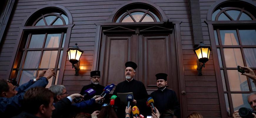 """Rus Ortodoks Kilisesi: """"İstanbul kırmızı çizgiyi aştı"""""""