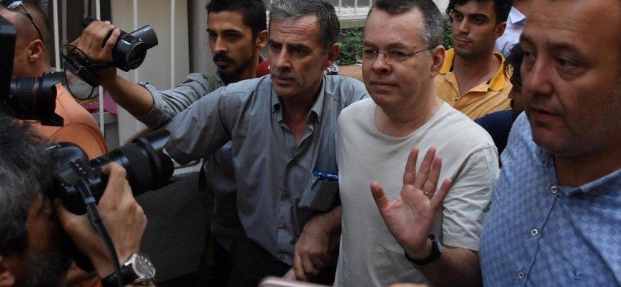 Cumhurbaşkanlığından Brunson açıklaması: Türk mahkemeleri bağımsızdır
