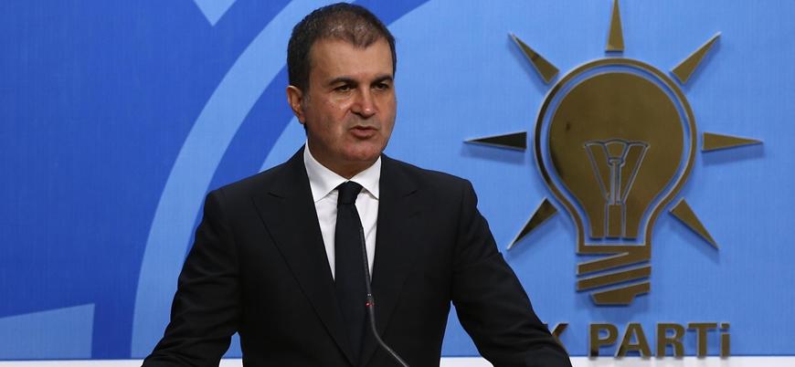 Ömer Çelik'ten Brunson açıklaması: Türkiye tehditlere boyun eğmedi