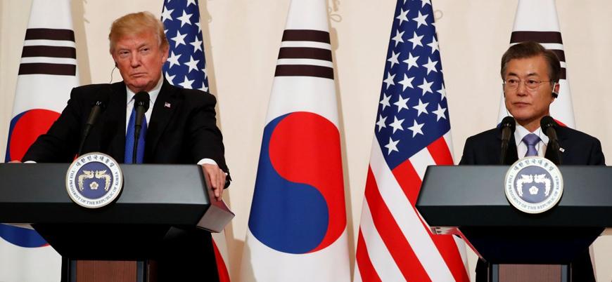 Güney Kore'den ABD'ye Kore Savaşı'nı resmen bitirme çağrısı