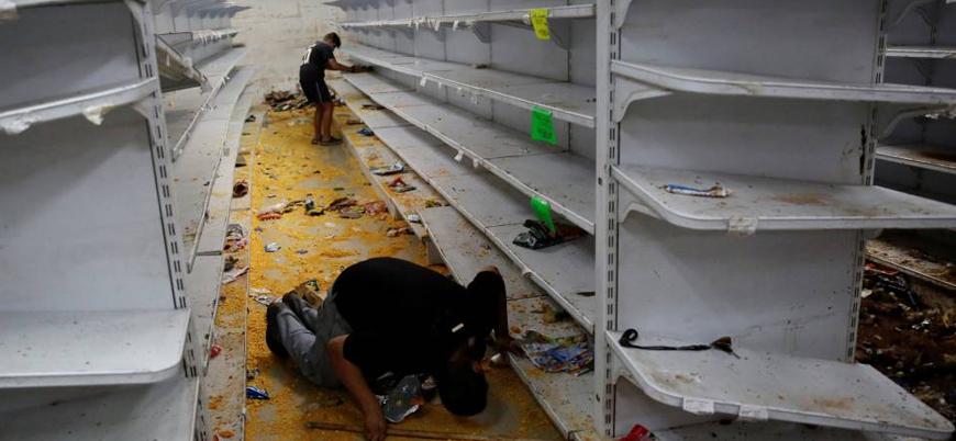 ABD Venezuela üzerindeki baskısını arttıracak