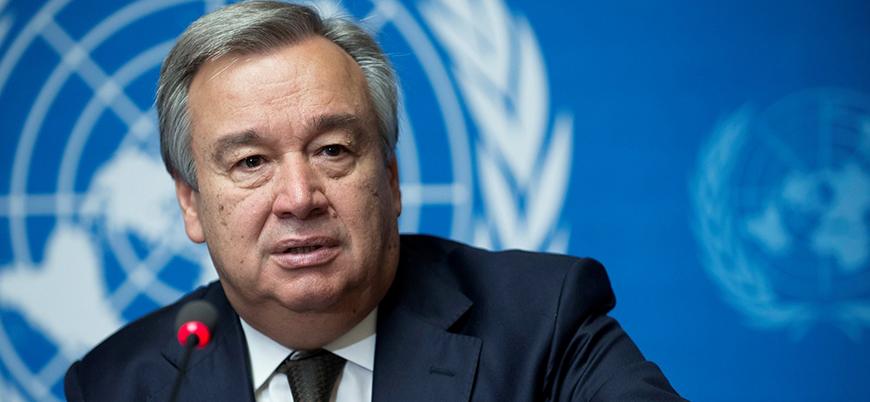 BM: Dünya Körfez bölgesinde yaşanacak çatışmanın bedelini ödeyemez