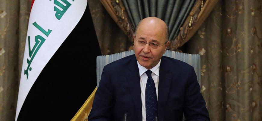 Berhem Salih Irak'ta yeni hükümet modelini açıkladı