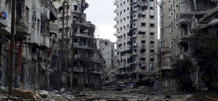 İran: Suriye'de durmaya devam edeceğiz