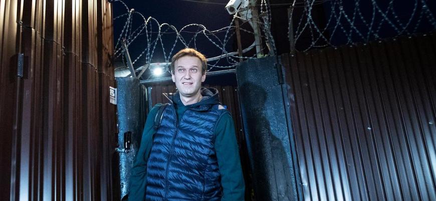 AB'den Rusya'ya 'Navalni yaptırımları' geliyor
