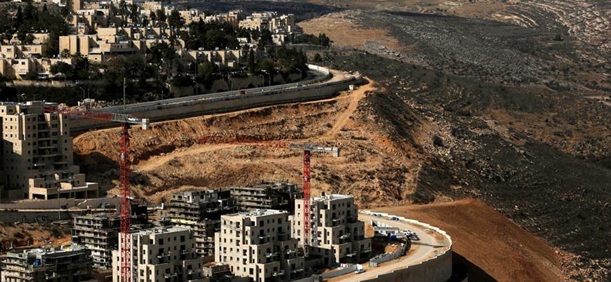 İsrail'den El Halil'de yeni ev inşalarına onay