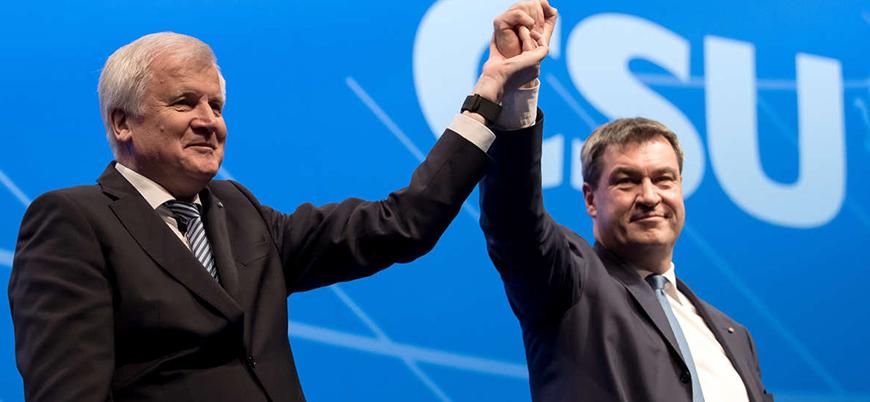 Almanya'da koalisyon çatırdıyor mu?