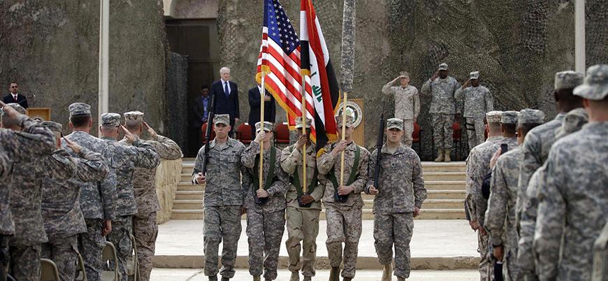 Sairun Koalisyonu ABD askerlerinin Irak'tan çekilmesini istiyor