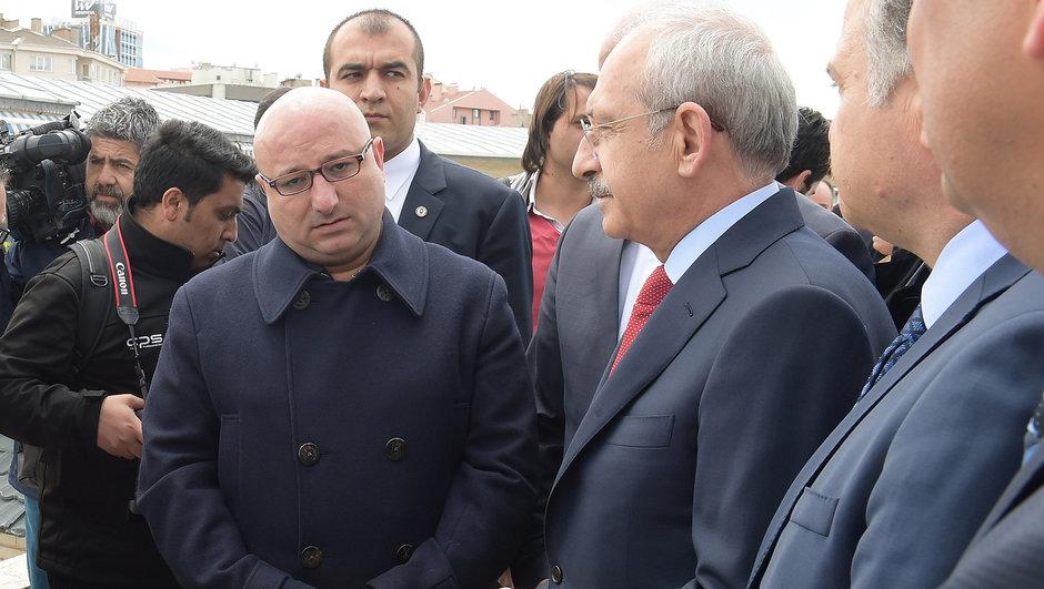 Kılıçdaroğlu'nun başdanışmanına 'FETÖ' tutuklaması