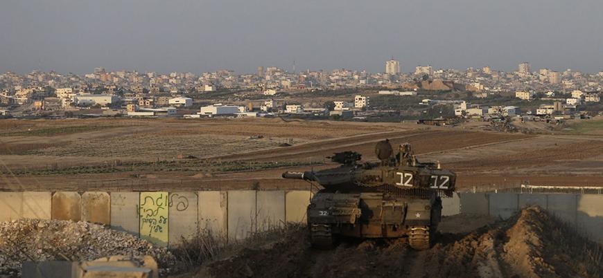 Liberman'dan Gazze'ye 'yakıt' tehdidi