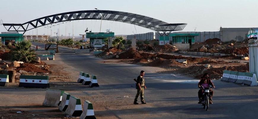 Ürdün ile Suriye arasındaki sınır kapısı açılıyor