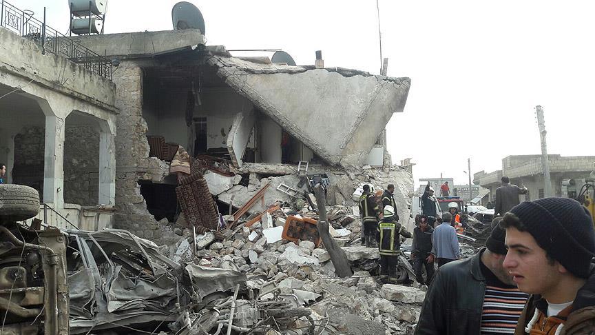"""BM'den İdlib uyarısı: """"Halep'in kaderini yaşayabilir"""""""