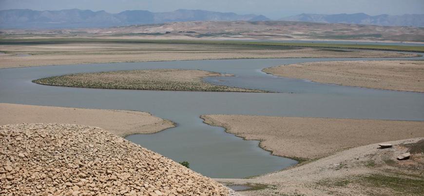Irak'ın suları İran barajları yüzünden azaldı
