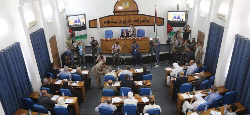Mahmud Abbas'tan Filistin meclisini feshetme çağrısı