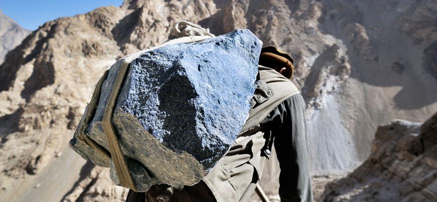 """""""Kabil hükümeti Afganistan'ın madenlerini yağmalıyor"""""""